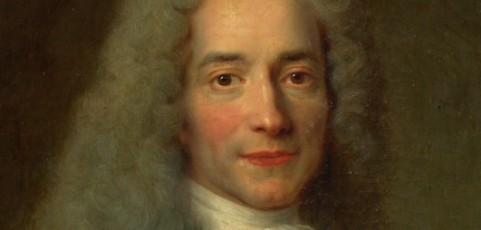 Voltaire en vie