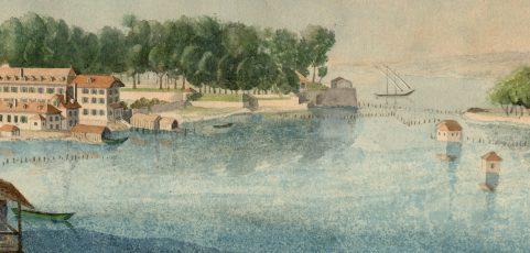Les indienneurs dans le paysage genevois du XVIIIe siècle