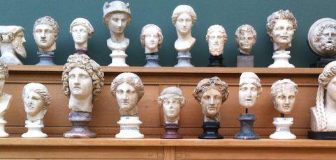 Collections archéologiques et trafics illicites