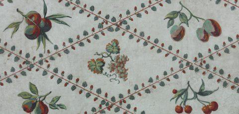Du Faubourg Saint-Antoine aux Rues-Basses. Histoire d'un papier peint de la fin du XVIIIè siècle