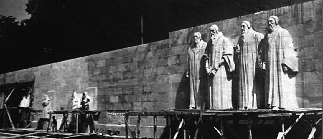 Les enjeux du souvenir, Calvin et les jubilés de Genève en 1909