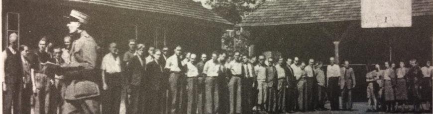 Dernière conférence : La fuite en Suisse des Juifs de France  durant la «solution finale» :  péripéties, accueil et refoulement
