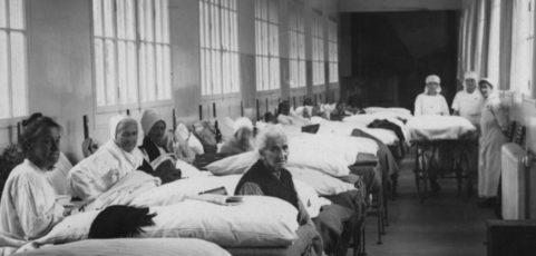 La Grippe espagnole de 1918 en Suisse