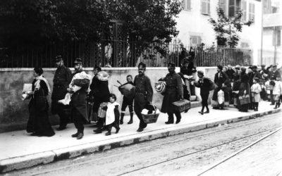 Le Cœur de l'Europe. Genève et son œuvre humanitaire pendant la Première Guerre mondiale.