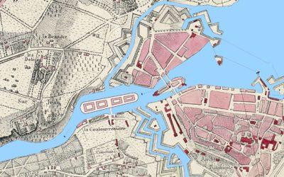 Un projet d'île industrielle selon l'ingénieur Guillaume Henri Dufour ou les prémisses d'une exploitation rationnelle du potentiel énergétique du Rhône genevois