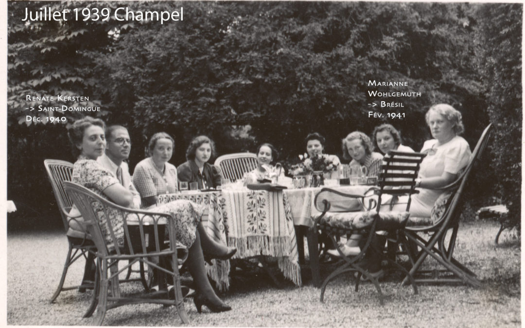 Entre soutien, discrétion et résilience : Jean Piaget et les psychologues réfugiées juives de 1933 à 1945.